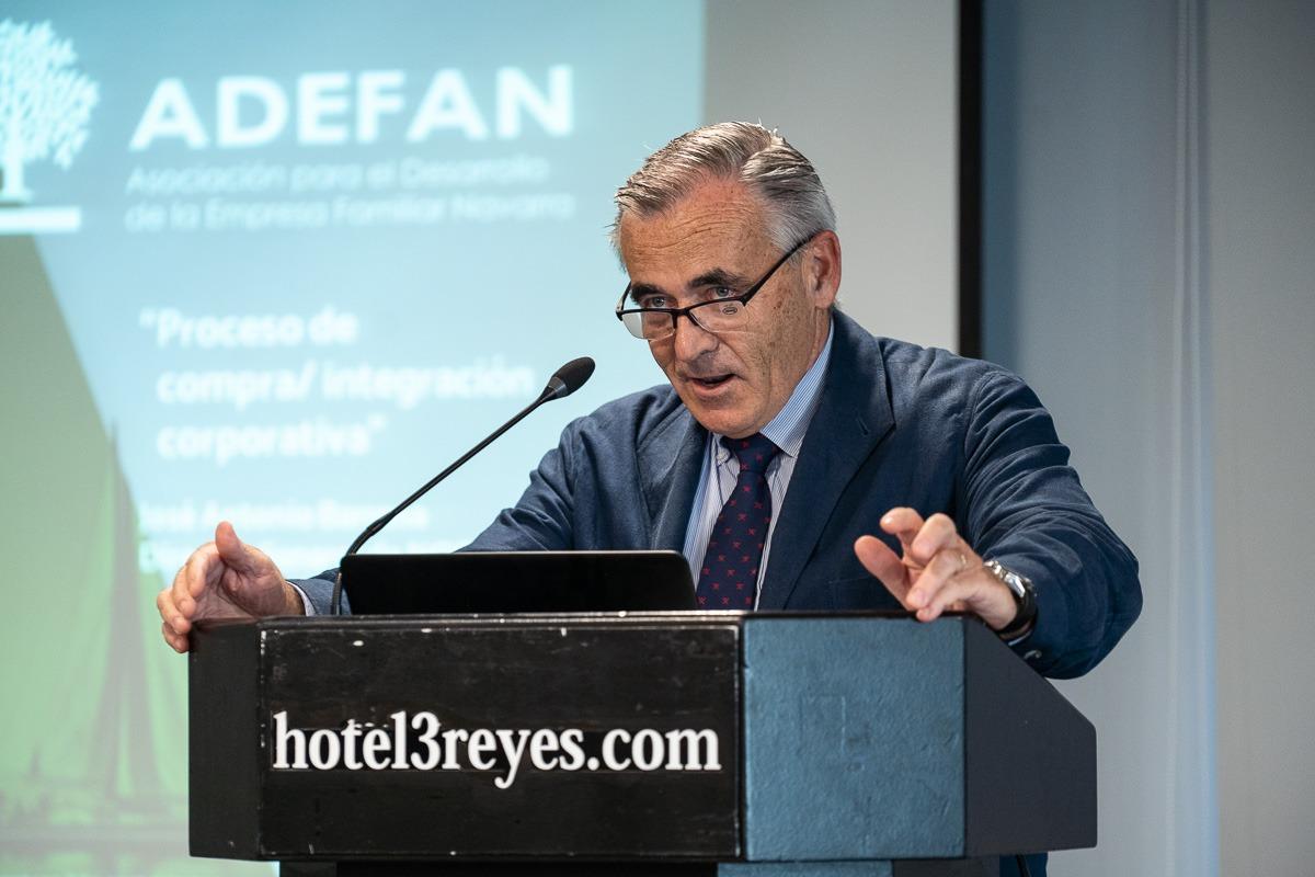 Francisco Esparza, presidente de ADEFAN