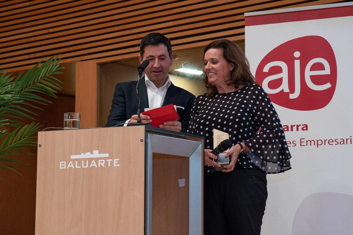 XVI Premios Joven Empresario Navarro 2018