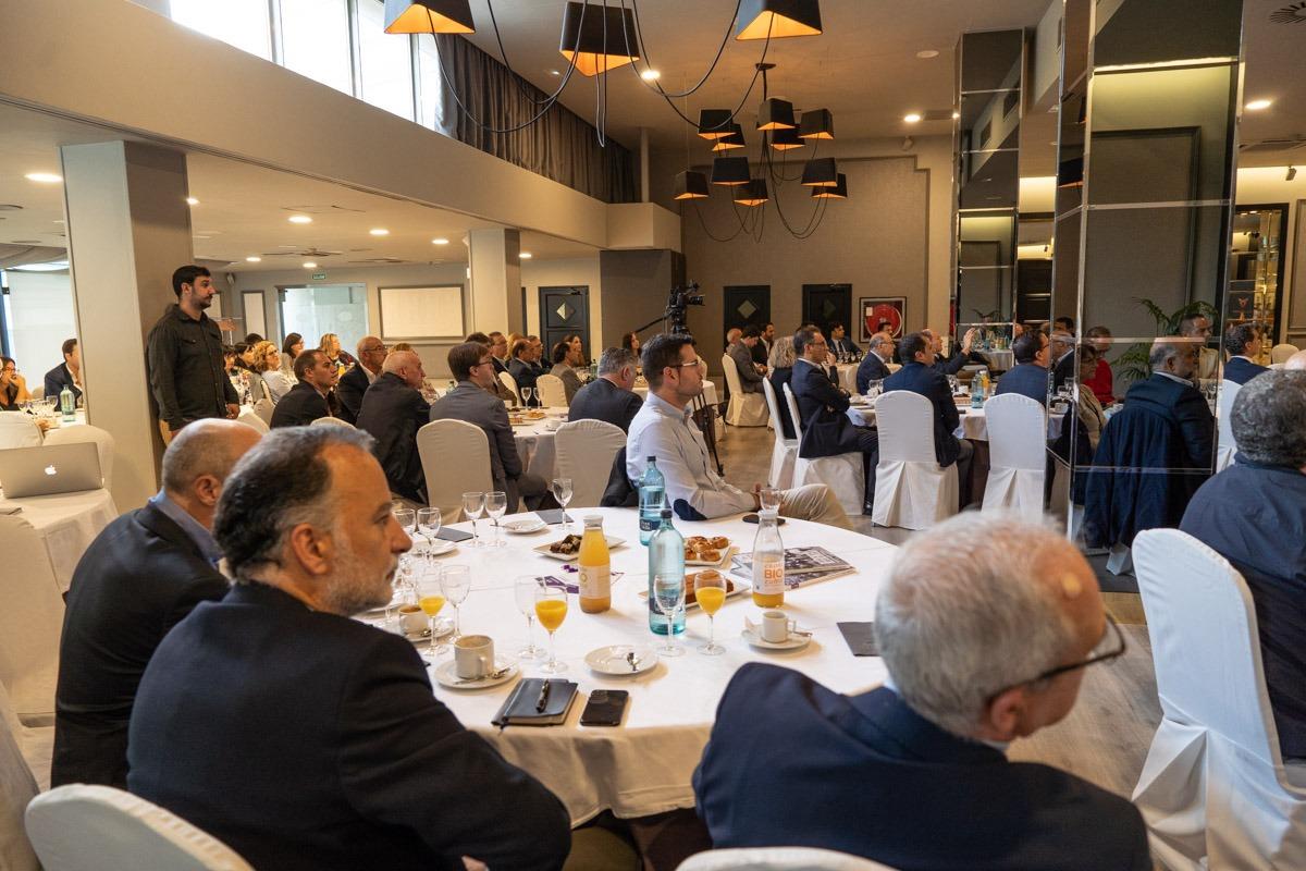 Desayuno Empresarial con José Luis Escrivá, presidente de Airef