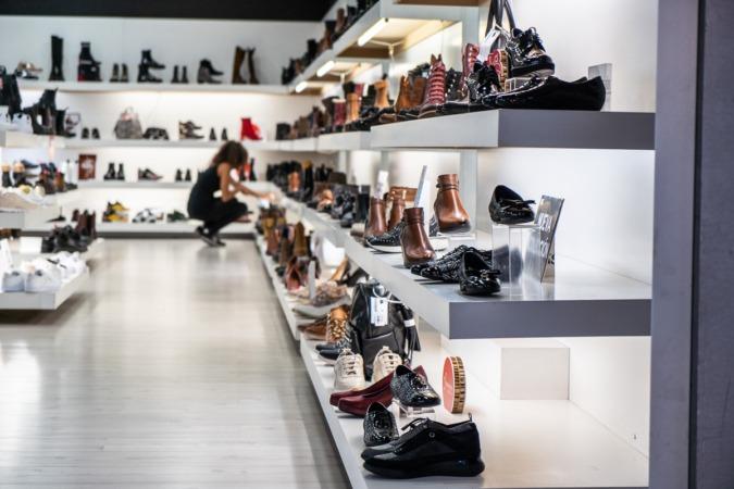 Itaroa ofrece una amplia oferta de tiendas de moda.