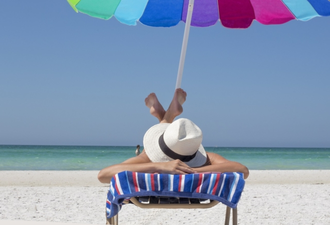 Es importante proteger la piel del sol.