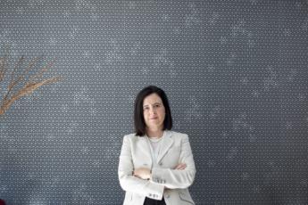 Cristina Sotro ha sido reelegida también en calidad de profesional independiente.