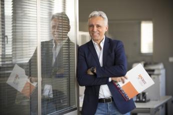 Luis Ilundáin, gerente de Viguetas Navarras (Foto: cedida).