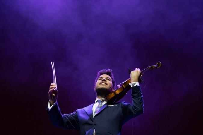 Montalvo se encuentra ilusionado por venir el 17 de noviembre a Pamplona, cuna del gran virtuoso del violín, Pablo Sarasate.