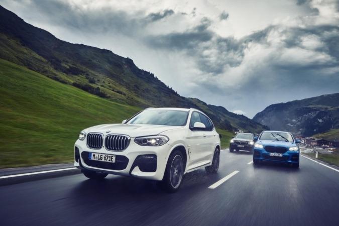 BMW asalta el segmento de los SUV compactos con un híbrido potente y eficiente. (Fotos: cedidas).