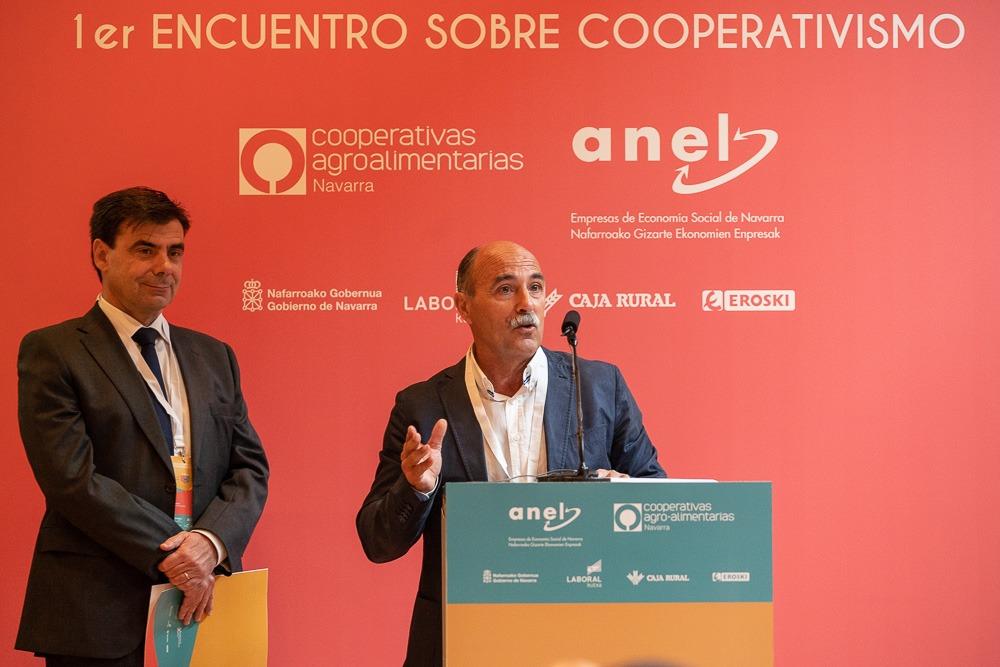 Primer Encuentro sobre Cooperativismo