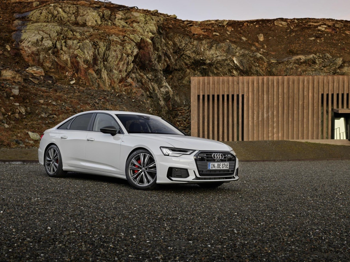 Con el A6 híbrido, Audi propone un tracción total único en la categoría premium. (Fotos: cedidas).