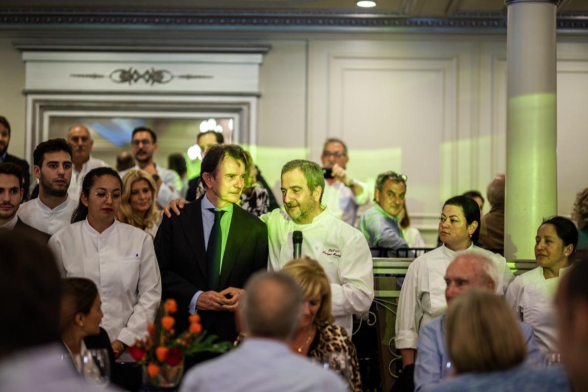 Homenaje-Antonio-Catalan-Enrique-martinez-maher-Fotos: cedidas Proyecta Comunicación