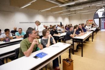En el Laboratorio participan trece empresas TIC y otras 13 empresas industriales de los seis sectores estratégicos de la S3.