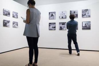 La exposición se puede ver en el Museo ICO en Madrid.