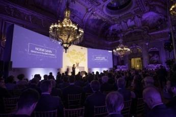 La ceremonia de entrega del Premio everis 2019 tuvo lugar en el Casino de Madrid