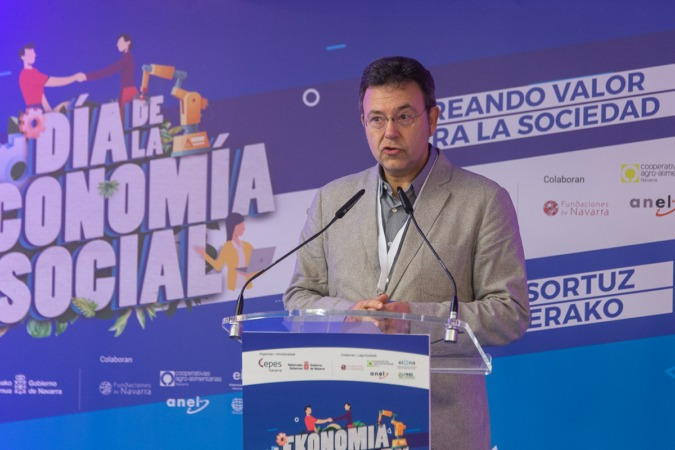 La Economía Social reclama una apuesta fuerte de Navarra por este modelo