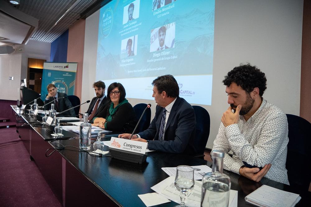 Pamplona Fórum 2019: hacia un nuevo modelo energético