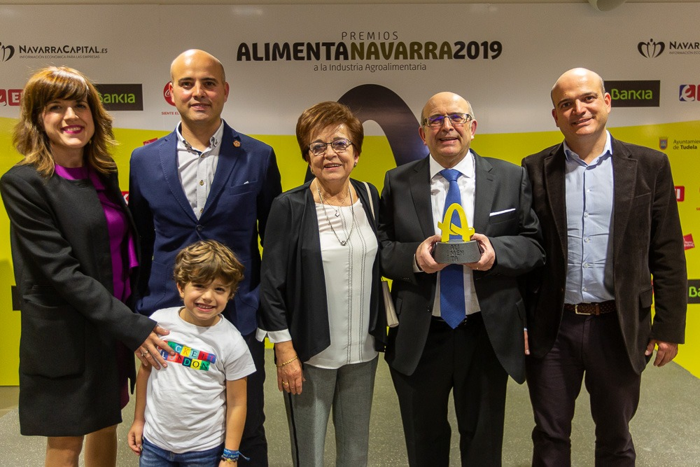 Gala de los Premios Alimenta Navarra 2019