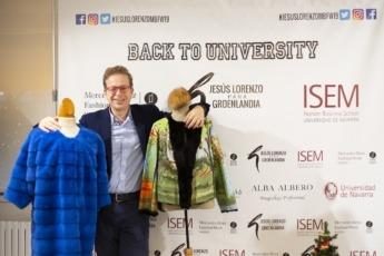 La sostenibilidad es la base de la colección 'Back to the University'.