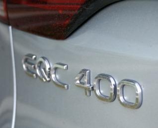 El EQC inaugura la gama eléctrica de Mercedes-Benz. (Foto: David Cazón).