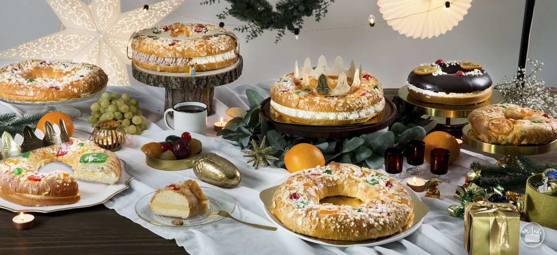 Roscones de Reyes de Mercadona.