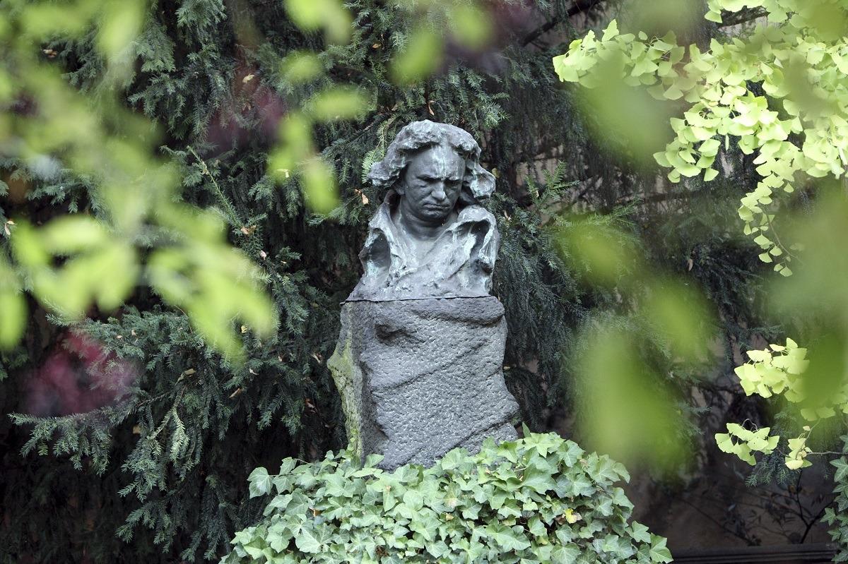 Una casa del 'Circuito Beethoven', que las autoridades de Bonn han diseñado para seguir los pasos del compositor.