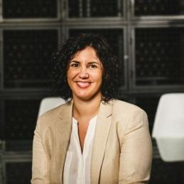 Beatriz Ochoa, gerente de Bodegas Ochoa.