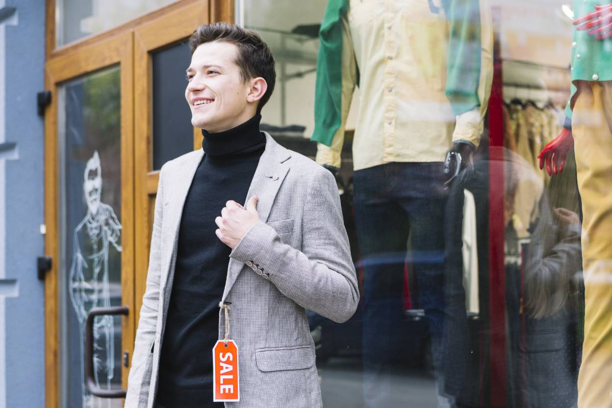 El perfil más común de consumidor es un hombre joven de entre 25 y 34 años.