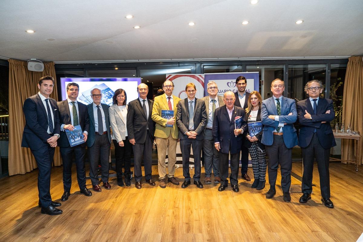 Presentación del Anuario Capital 2019 en Madrid