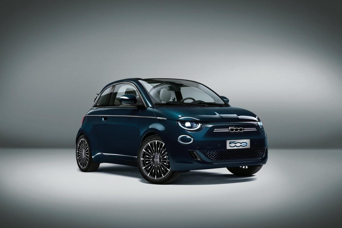 Fiat desea prolongar el éxito de su modelo estrella, el 500, con las versiones 100 % eléctricas. (Fotos: cedidas).