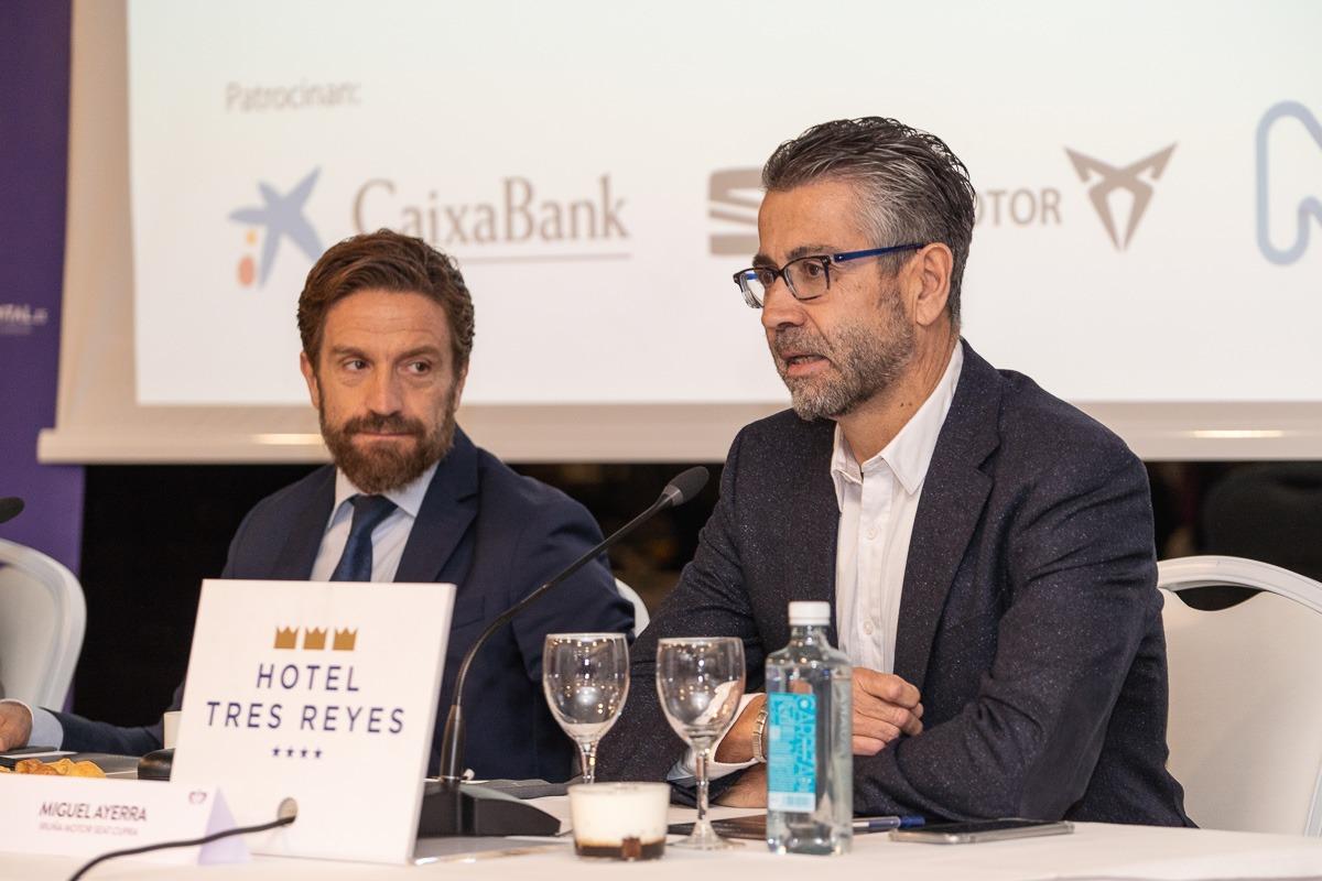 Desayuno Empresarial con Gerardo Pérez (Faconauto)