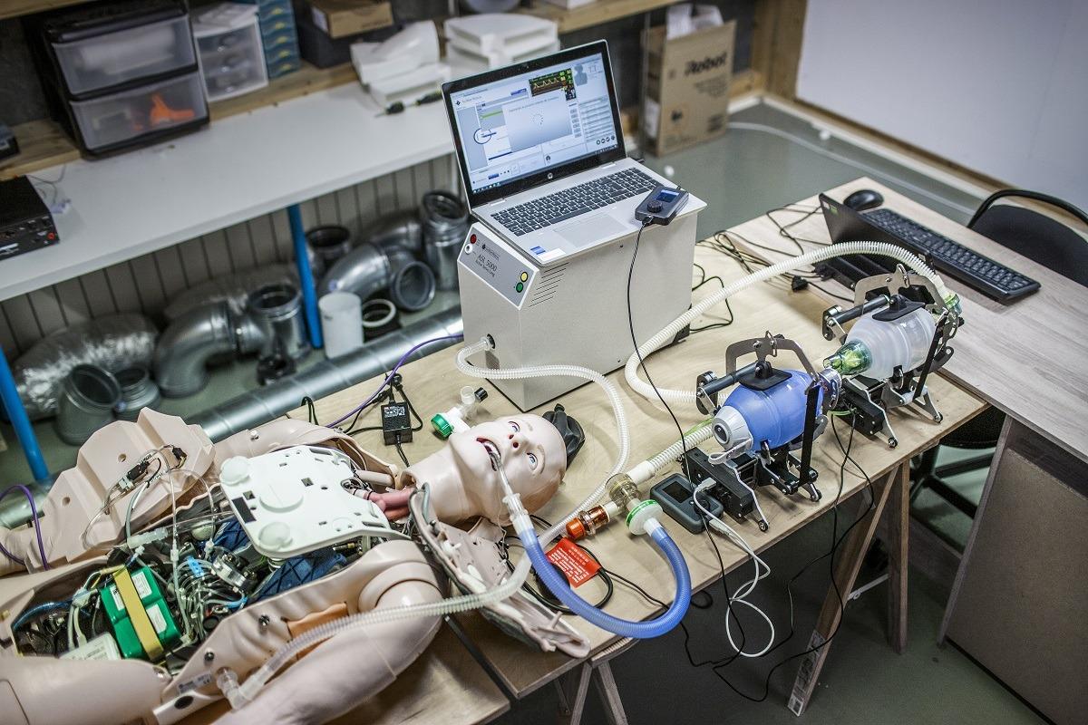 Los promotores del proyecto ya han comenzado a realizar los primeros ensayos en un simulador humano.