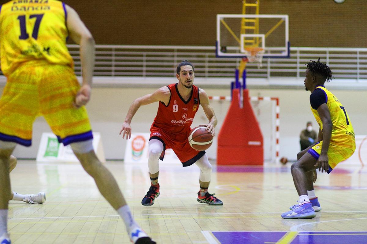 Basket Navarra cuenta con empresas patrocinadoras de todos los tamaños. (Foto: Ainhoa Górriz)