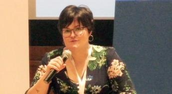 Ana Cordobés, autora de 'El 'milagro' de Denis: sesenta días en cuidados intensivos'.