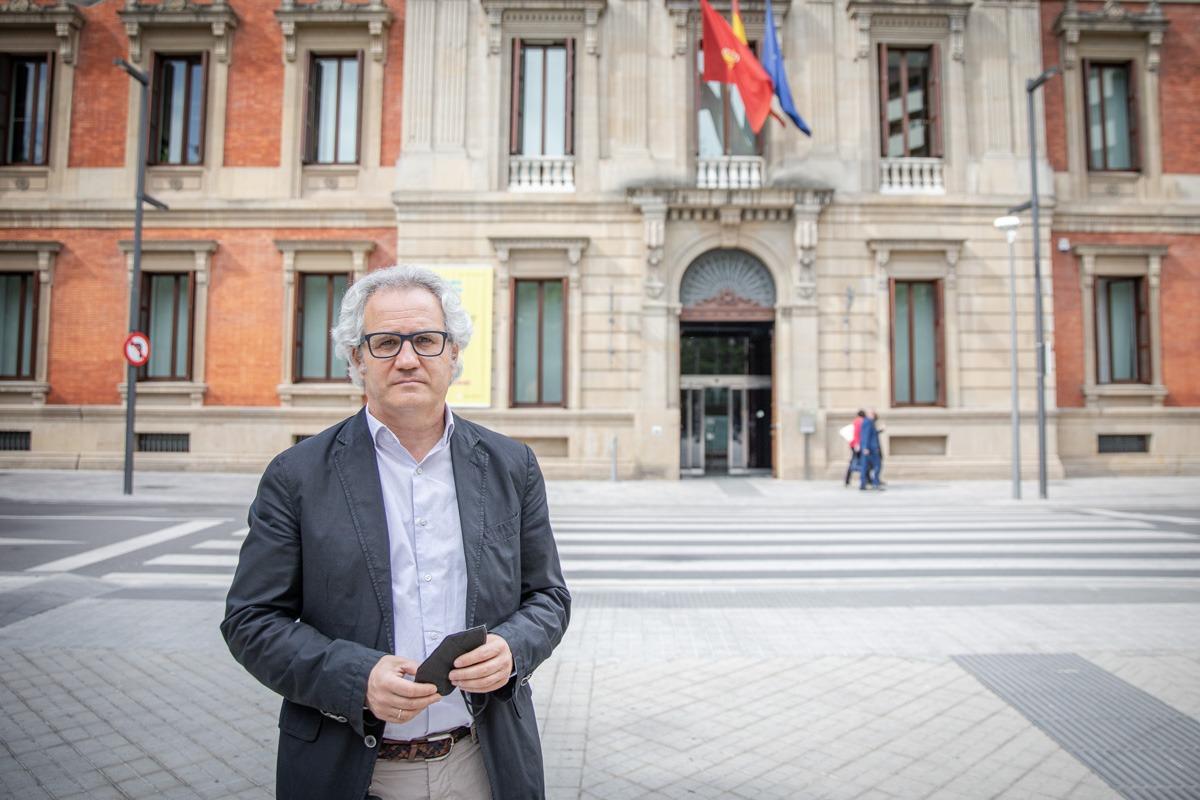 Carlos Pérez-Nievas asegura que Ciudadanos no va a ser un problema para la foralidad.