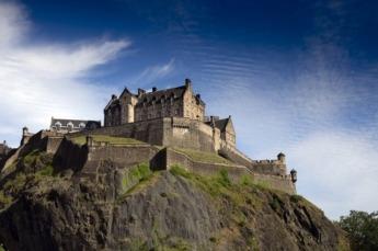 El castillo de Edimburgo alberga el mayor número de avistamientos de fantasmas hasta la fecha.