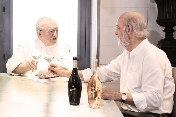 Chivite y Arzak han colaborado en la elaboración de numerosos menús para relevantes eventos.