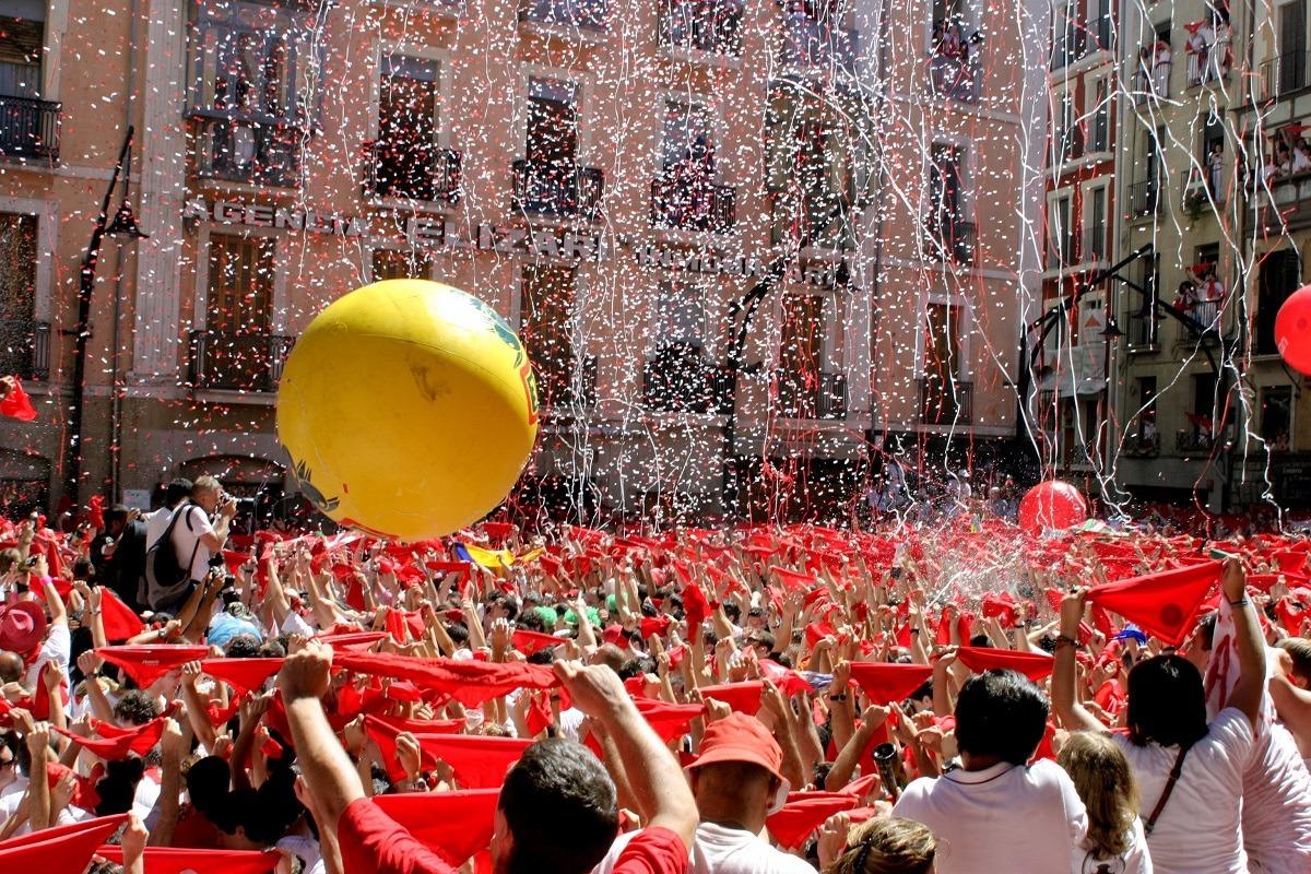 San Fermín es una explosión de vivencias y emociones esperando ser contadas.