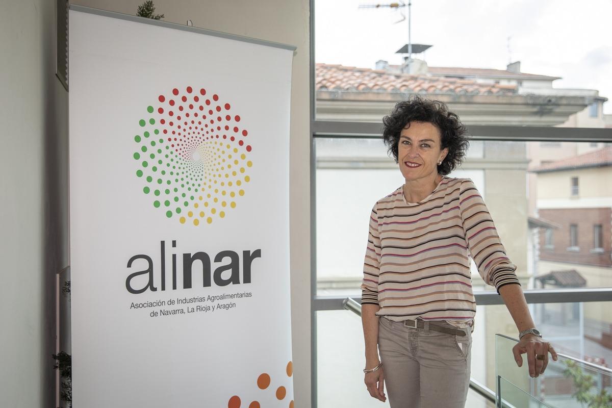 Toda la carrera profesional de Cristina Lecumberri está ligada al mundo agroalimentario.