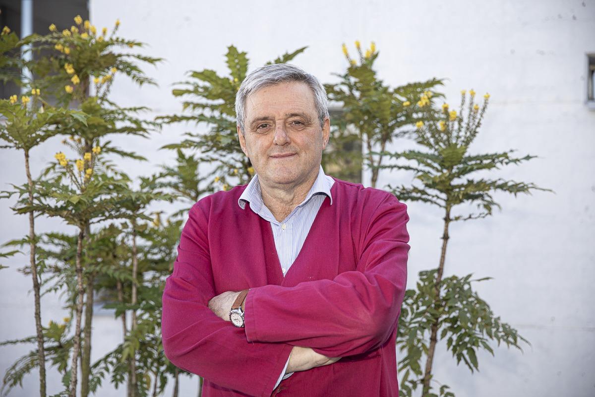 Ceberio se hizo cargo de la Dirección de la empresa en un momento muy difícil.