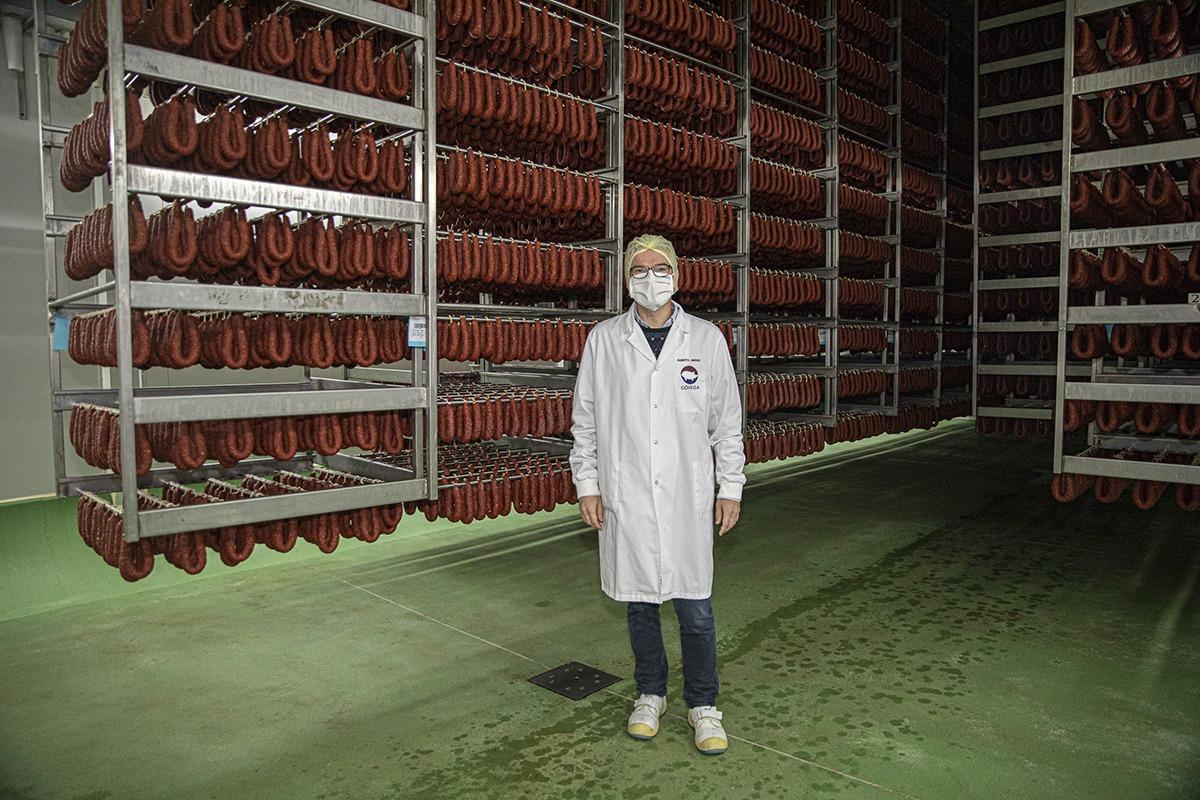 El CEO de Goikoa destaca las posibilidades que tiene el chorizo español en el mercado estadounidense.