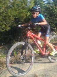 La bici, para ocio o deporte, está siendo muy demandada entre las familias. FOTO: Rotxabikes.