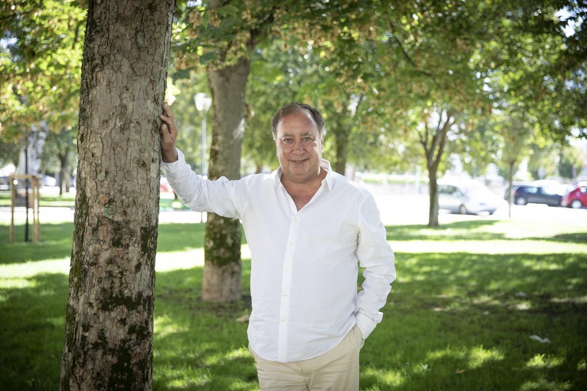 Su llegada al sector hotelero se produjo de la mano de Antonio Catalán.