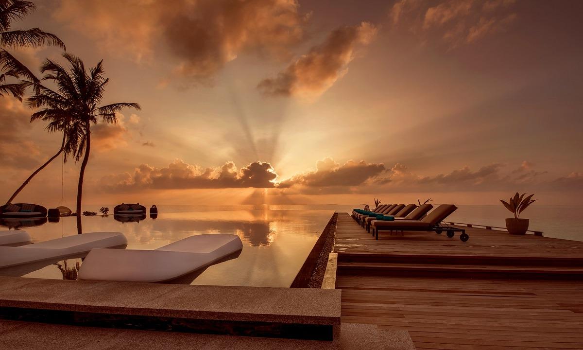 El paraíso existe. Está en las Islas Maldivas.