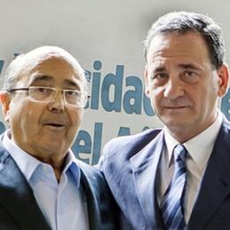 Manuel Torres y Miguel Ángel Barón.