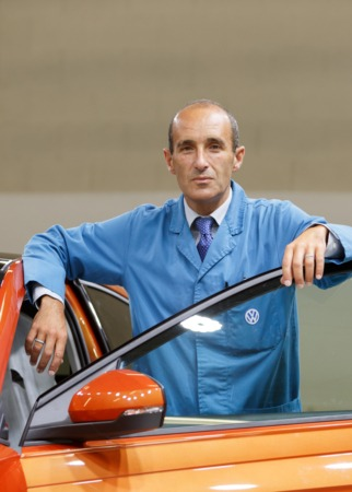 Grijalba ha ocupado distintos cargos en Volkswagen.