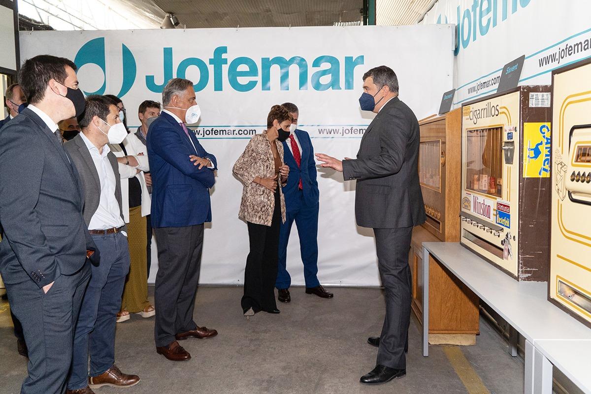 Corporación Jofemar, 50 años como embajadora de Navarra