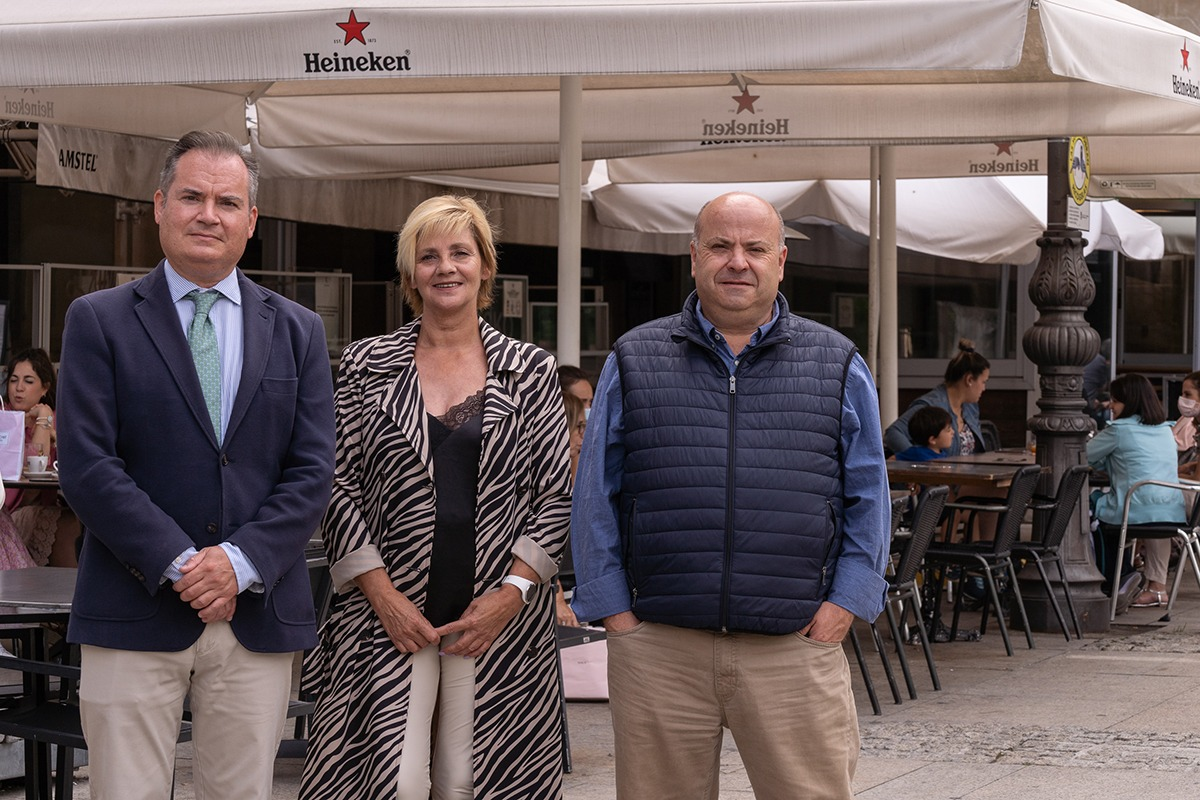 La Academia Navarra de Gastronomía ha querido poner en valor el esfuerzo de los hosteleros durante la pandemia.