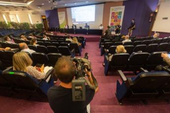 La Asamblea General se ha celebrado en el Colegio de Médicos.