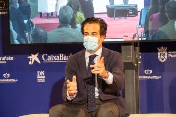 Pablo Zalba, comisario de los cursos.