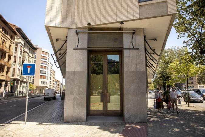 La tienda de Carolina Herrera es una de las catorce que han cerrado en los últimos meses.