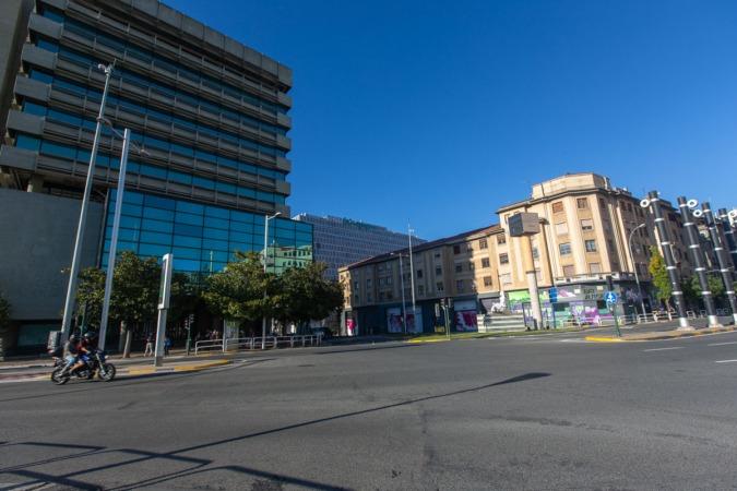 La superficie total de los locales asciende a 5.735 metros cuadrados. (Foto: Víctor Ruiz)