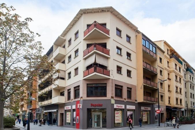 Así era el edificio antes de las obras desarrolladas por ACR.