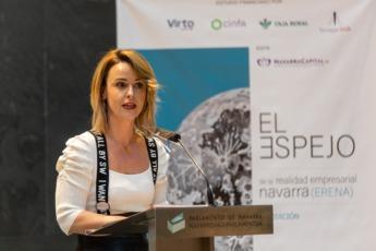 Eva Perujuániz desglosó las conclusiones del estudio.